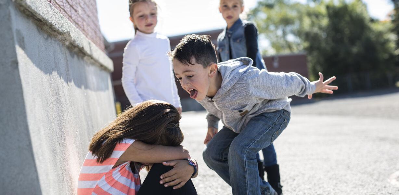 Как бороться с буллингом в школах
