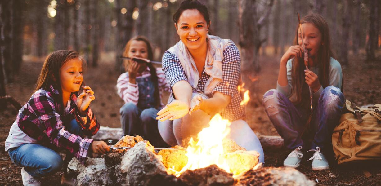 Большинство россиян не будет в этом году отправлять детей в летний лагерь